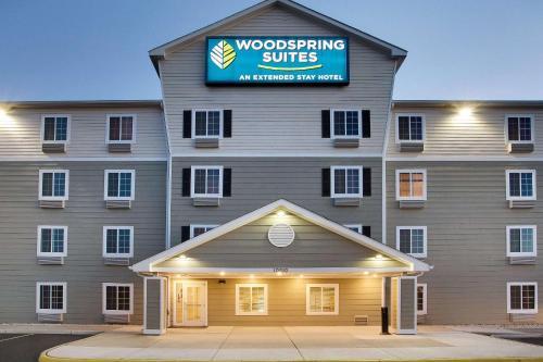 . WoodSpring Suites Manassas Battlefield Park I-66
