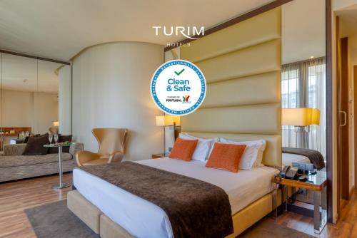 Turim Av. Liberdade Hotel - Photo 1 of 32