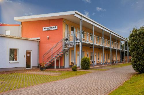 Hotel MESSE MOTEL LAATZEN