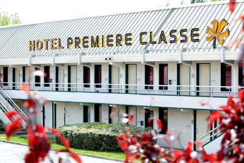 Premiere Classe Gueret - Hotel - Guéret