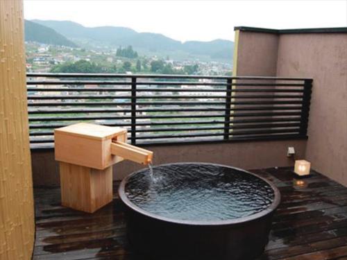一茶小巷 美汤宿旅馆