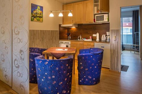 H& Apartments im Herzen der Stadt teilweise mit Balkon ruhig zentral modern mit Kuche