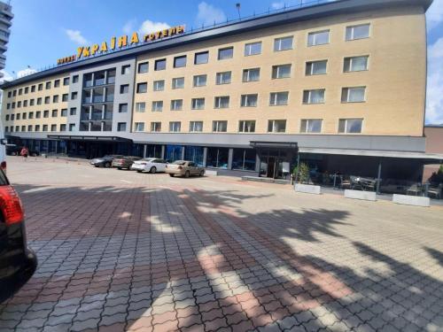 . Hotel Complex Ukraine