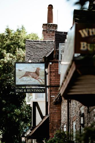 . The Stag and Huntsman at Hambleden