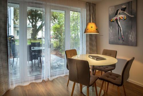 H& Apartment im Greifswald Eldena Nr.19-Jonas mit Terrasse