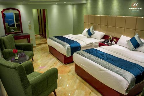 Nile Meridien Garden City Hotel - image 5