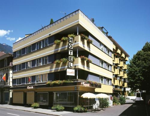 Hotel-overnachting met je hond in Crystal - Interlaken - Central Interlaken