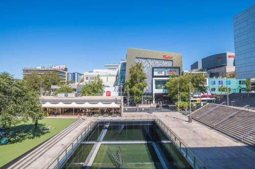 Free wifi 1bed1bath Apartment at Chatswood