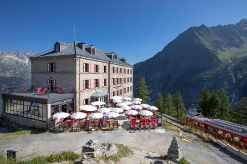 Refuge du Montenvers Chamonix