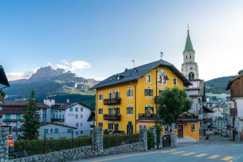 Ambra Cortina Luxury&Fashion Hotel - Cortina d`Ampezzo