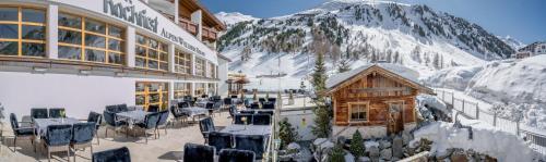 Alpen Wellness Resort Hochfirst - Hotel - Obergurgl-Hochgurgl