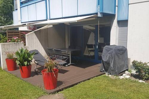 Appartement avec terrasse - Hotel - Sion