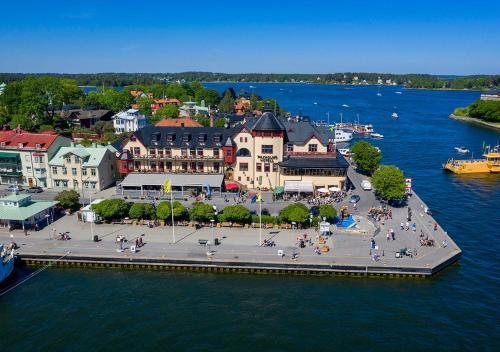 Accommodation in Vaxholm