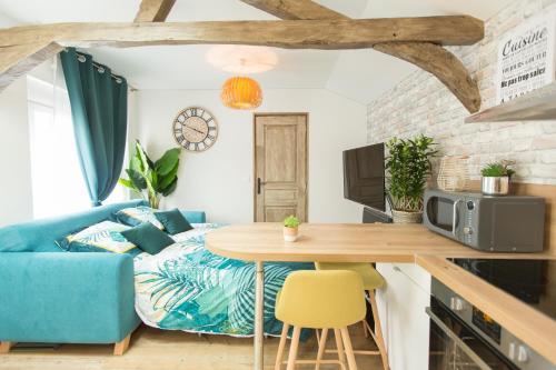 Le Cottage Bien-Etre - Jacuzzi