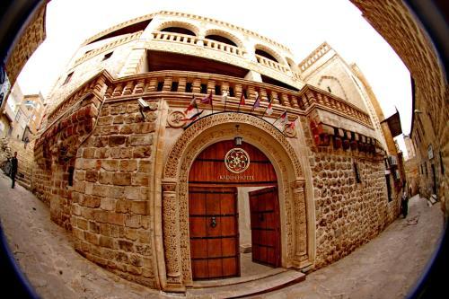 Mardin Kadim Hotel adres