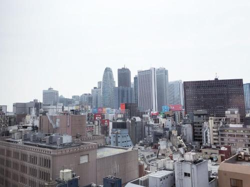 馨樂庭中央東京新宿區酒店