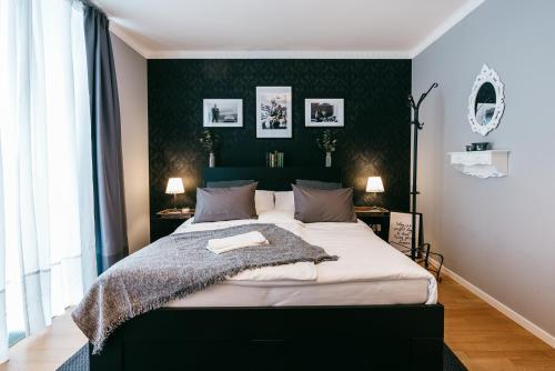 Luxury Downtown Appartement mit Garage, Hotel in Graz
