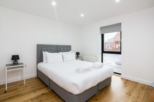 Stunning 2bed Flat in Bond House