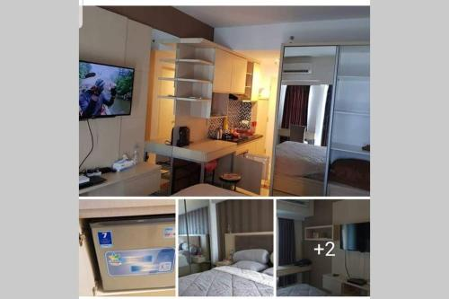 Orchad 1 bedroom Fullyfurnished connect Pakuwonmall