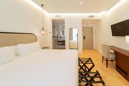 Habitación Doble Superior - 1 o 2 camas Albariza Hotel Boutique 2