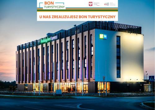. Holiday Inn Express - Rzeszow Airport