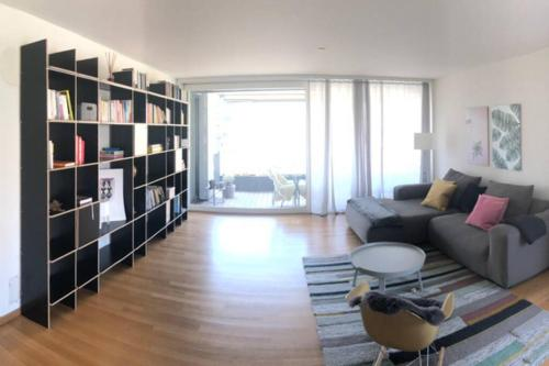 Spacious home for up to 8 in the centre of Zurich