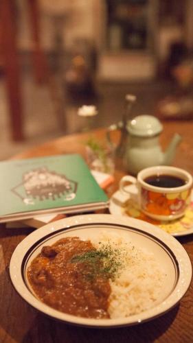 cafe & guesthouse akariya
