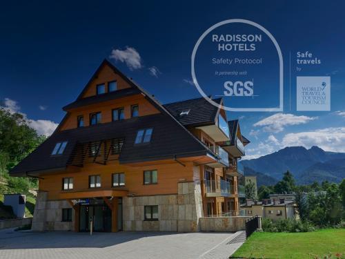 Radisson Blu Hotel & Residences, Malopolskie