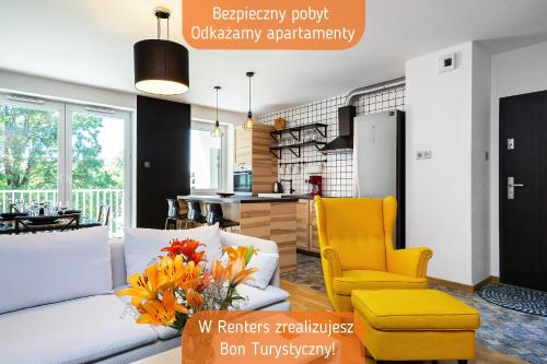 . Apartments Wroclaw Botanic Gardens by Renters
