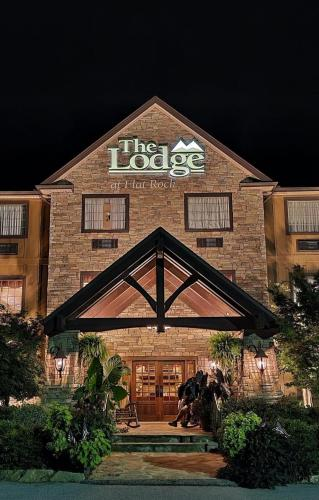 The Lodge at Flat Rock - Hotel - Upward