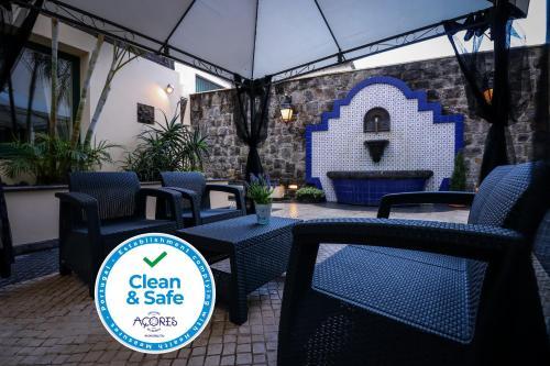 Hotel Camoes, Ponta Delgada