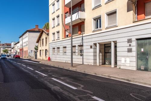 Le Victoria hyper-centre Décines - Apartment - Décines-Charpieu