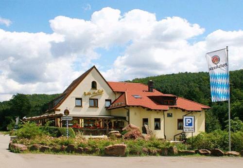 . Landgasthaus Am Frauenstein