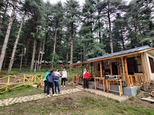 Himtrek Adventure Camps Mcleodganj