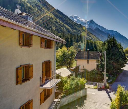 Villa Mont Blanc - Apartment - Chamonix