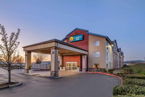 Comfort Inn Troutdale-Portland East - Hotel - Troutdale