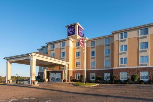 . Sleep Inn and Suites Ruston