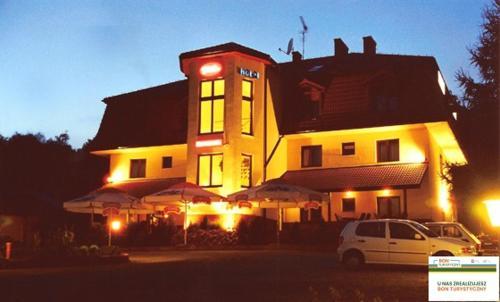 Hotel Twardowski, Myslenice