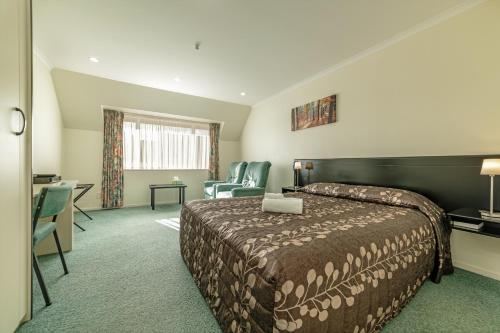 Legends Motel - Accommodation - Palmerston North