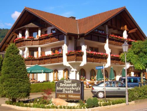 . Hotel Schwarzenbergs Traube