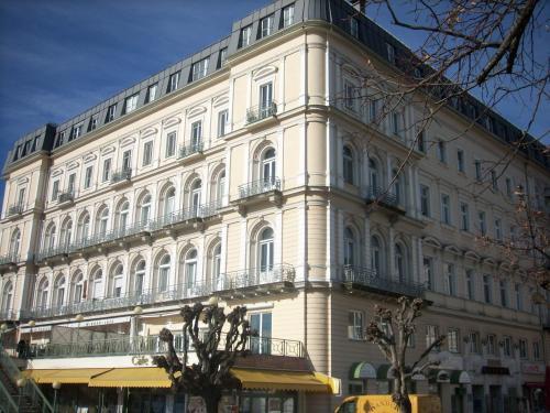 . Garconniere im ehemaligen Hotel Austria