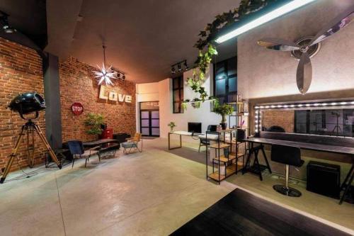 Designer Loft in the heart of Bucharest