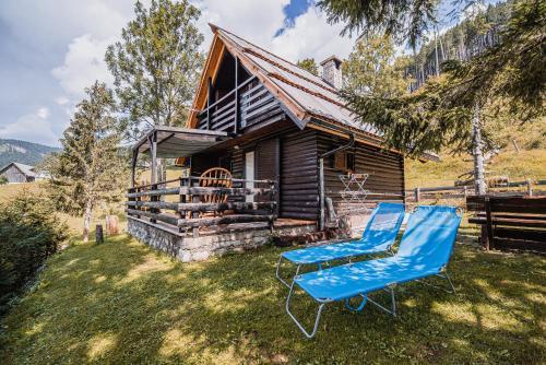 Cottage Hidden Pearl - Chalet - Zgornje Jezersko