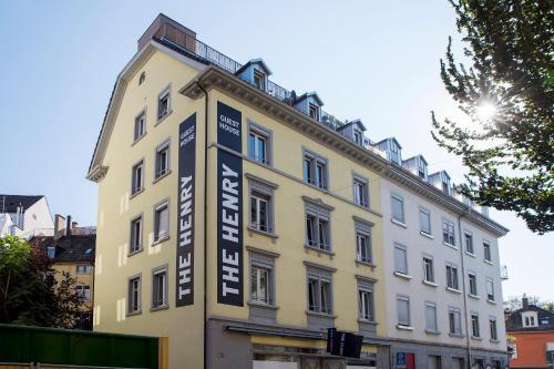 The Henry - Accommodation - Zürich