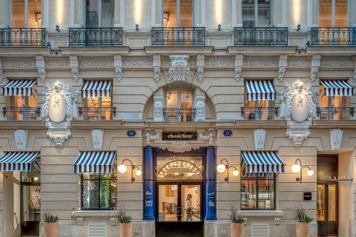 Chouchou Hotel - Hôtel - Paris