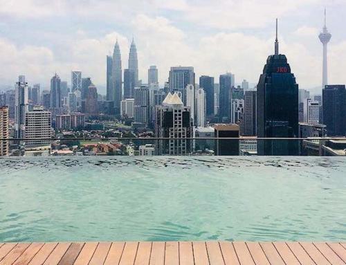 Studio Staycation by Spritz Empire @ Regalia Residence, Kuala Lumpur
