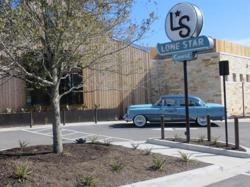 Lone Star Court, 10901 Domain Drive, Austin, TX 78758, United States.