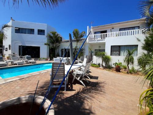 . Au Plais De Langebaan at Palm Tree Villa
