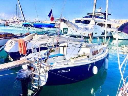 Alpha Sailing Boat - Hôtel - Antibes
