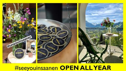 The Sun&Soul Panorama Pop-Up Hotel Solsana Gstaad